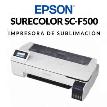 EPSON SURE COLOR SC-F500...