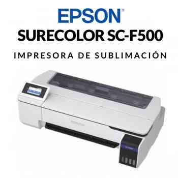 EPSON SURE COLOR SC-F500...