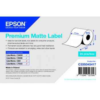 EPSON TM-3400 ROLLO ETIQ...
