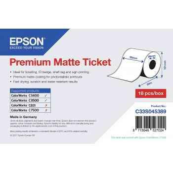 EPSON TM-3400 ROLLO PREMIUM...