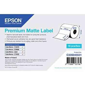EPSON TM-C3500 ROLLO ETIQ...